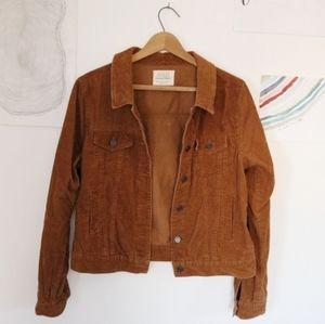 2/$20  Corduroy Jacket